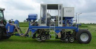 Haldrup Research machine